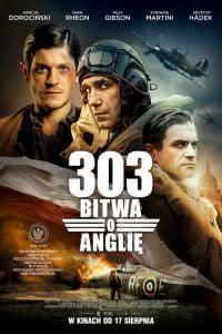 "Poster z filmu ""303. Bitwa o Anglię"""