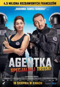 """Poster z filmu """"Agentka specjalnej troski"""""""