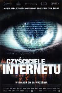"""Plakat filmu """"Czyściciele internetu"""""""