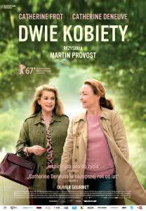 """Plakat filmu """"Dwie kobiety"""""""
