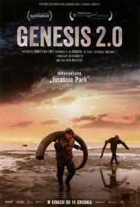 "Plakat filmu ""Genesis 2.0"""