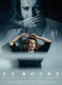 """Poster z filmu """"53 Wojny"""""""