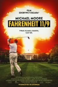 "Poster z filmu ""Fahrenheit 11/9"""