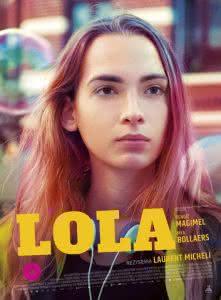 """Plakat filmu """"Lola"""""""