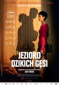 "Plakat filmu ""Jezioro dzikich gęsi"""