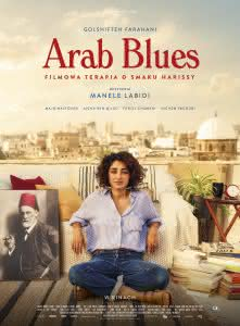 "Plakat filmu ""Arab Blues"""