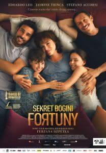 "Plakat filmu ""Sekret bogini fortuny"""