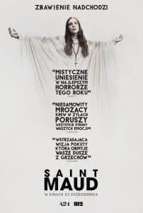 """Plakat filmu """"Saint Maud"""""""