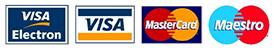 Akceptujemy płatności kartami