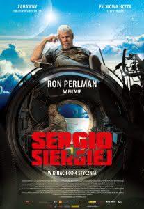 """Poster z filmu """"Sergio i Siergiej"""""""