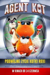"Poster z filmu ""Agent Kot"""