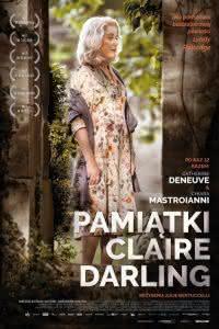 "Poster z filmu ""Pamiątki Claire Darling"""