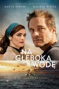 "Poster z filmu ""Na głęboką wodę"""
