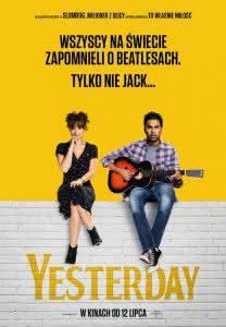 "Poster z filmu ""Yesterday"""