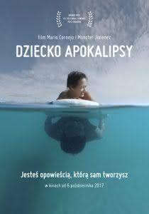 """Plakatfilmu """"Dziecko apokalipsy"""""""