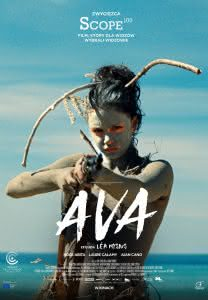 "Poster z filmu ""Ava"""