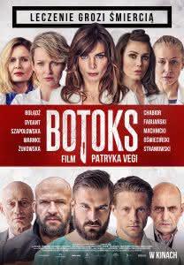 """Poster z filmu """"Botoks"""""""