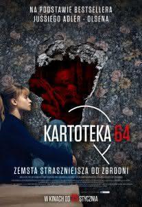 """Poster z filmu """"Kartoteka 64"""""""
