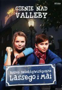 """Plakat filmu """"Biuro detektywistyczne Lassego i Mai. Cienie nad Valleby"""""""
