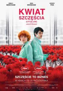 """Plakat filmu """"Kwiat szczęścia"""""""