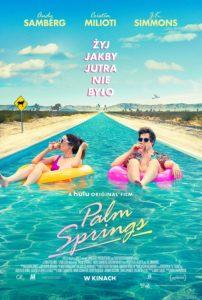 "Plakat filmu ""Palm Springs"""